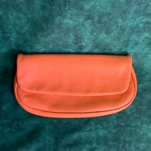 Handbags - Great Orange Clutch